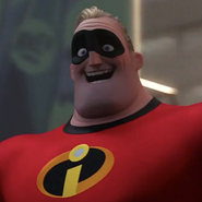 Bob Parr-Mr. Incredible (The Incredibles)