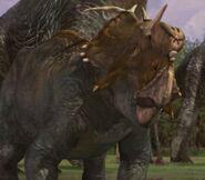 Disney Dinosaur Pachyrhinosaurus