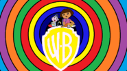 Dora and Boots on WB Shield