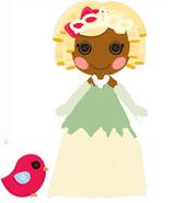 Dot Starlight as Princess Tiana