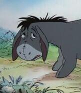 Eeyore in The Many Adventures of Winnie the Pooh