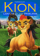 Kion Lion Cub of the Pridelands Poster