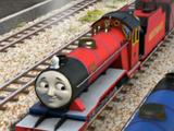 Mike the Miniature Engine