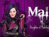 Mal(Disney Descendants)