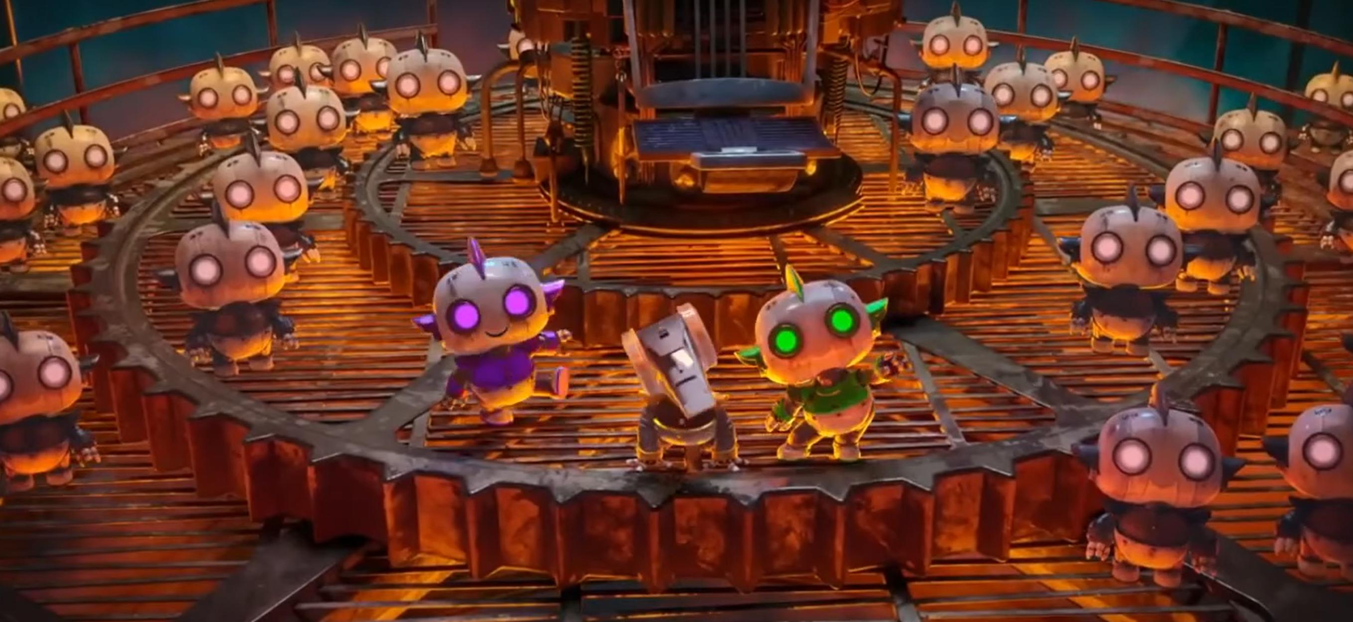 Rotten Robots