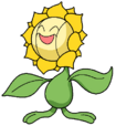 Sunflora rosemaryhillspokemonadventures
