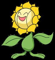 Sunflora rosemaryhillspokemonadventures.png