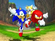 Team Sonic Jump