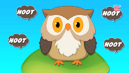 The Owl Goes Hoot