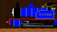 Thomas and Friends Animated Back to the Railway Series 3 Part 2 (Sodor's Gold Rush) 8-10 screenshot