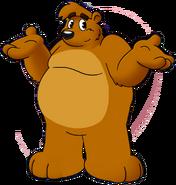 Tony the bear