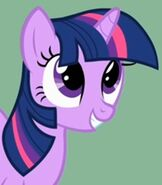 Twilight Sparkle in My Little Pony Friendship is Magic