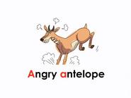 Angry Antelope