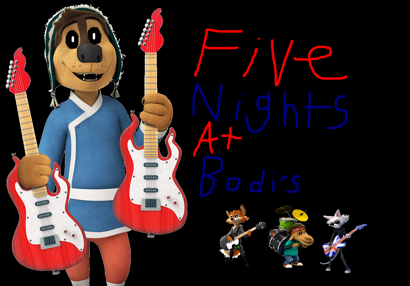 Five Nights at Bodi's (Movie)