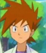 Gary Oak in Pokemon Chronicles