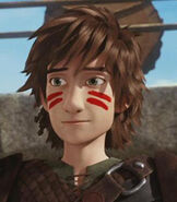 Hiccup in Dragons - Dawn of the Dragon Racers