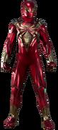 Iron Spider Armor from MSM render