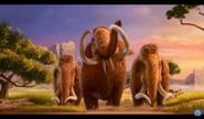 Mammoth in Animal Kingdom Let's Go Ape