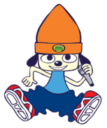 PTR US cover Parappa