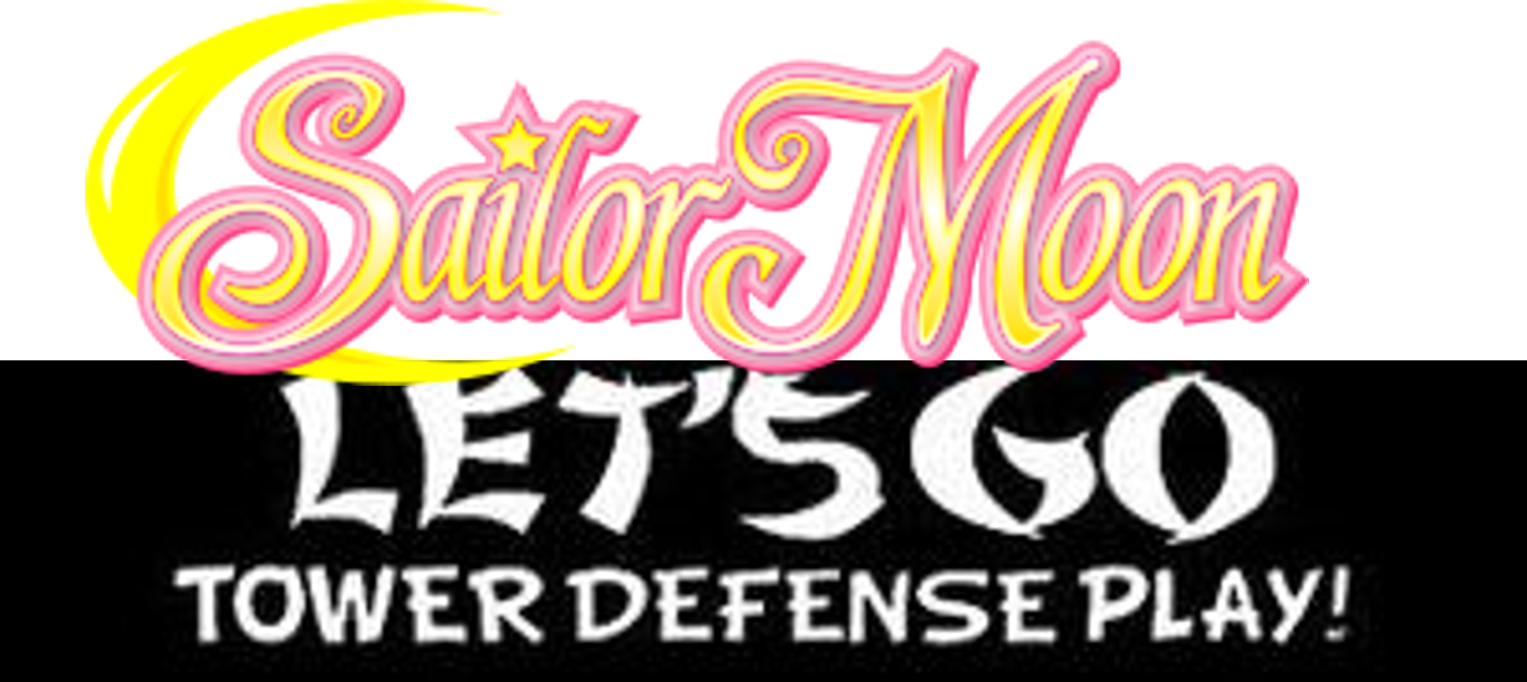 Sailor Moon: Let's Go Tower Defence Play