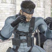Solid Snake - SSBU
