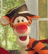 Tigger in The Book of Pooh Stories from the Heart
