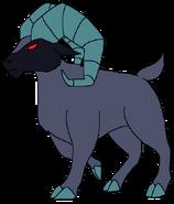 Armor Heartless ram form therainbowfriends
