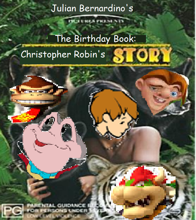 The Birthday Book: Christopher Robin's Story
