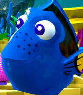 Dory in Lego The Incredibles