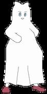 Elycia ghost outfit rileysadventures