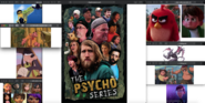 Everyone Reaction to Psycho Series