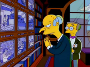 Mr. Burns Star Wars