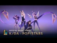 Just Dance 2022 (Toonime Edition)/POP-STARS