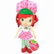 Strawberry Shortcake Plush doll