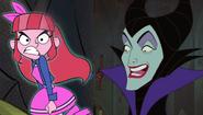 Teodora vs. Maleficent