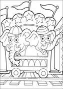 Twin-elephants-coloring-page