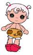 Baby Bun Bun Sticky Icing