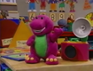 Barney Doll in On the Move