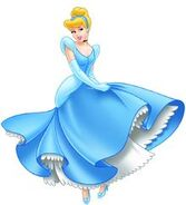 Cinderella as Pablo