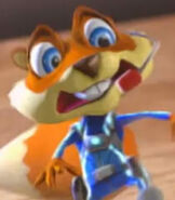 Conker in Young Conker
