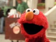 Elmo gets angry at Zoe when she ripped his blanket