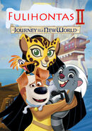 Fulihontas 2 Journey to A New World Poster