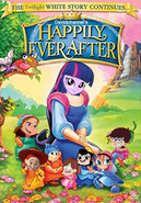 Happily Ever After (Davidchannel's Version) (1993) Poster