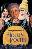 Hocus pocus jimmyandfriends style poster