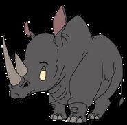 Horney the Rhino