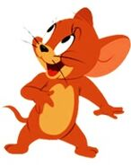 Jerry From The Tom and Jerry Show