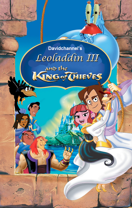 Leoladdin III: The King of Thieves