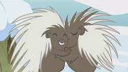MLP porcupines