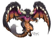 Monster hunter nergigante by absoluteweapon dc3tmxf-fullview