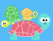 Morphle 3 Turtles